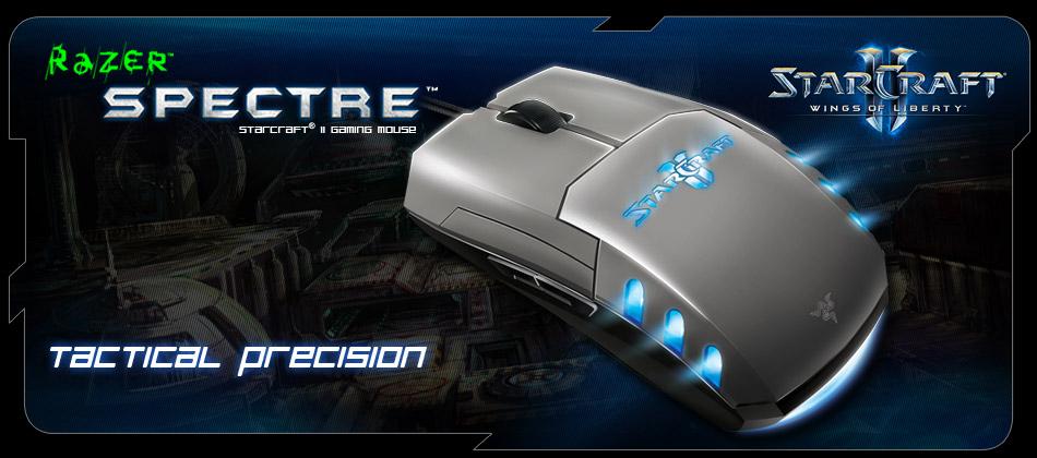 Razer Spectre StarCraft II