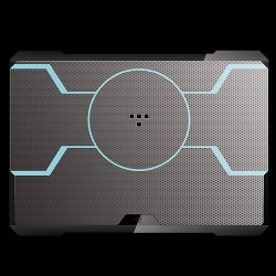 TRON® Gaming Mouse and Mat Designed by Razer™