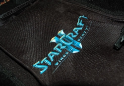 StarCraft® II Zerg Edition Messenger Bag