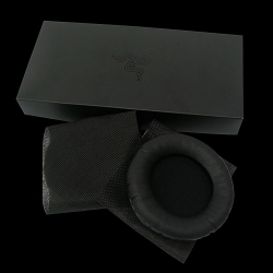 Leatherette и Cloth Replacement Ear Cushions
