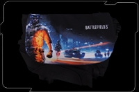 Battlefield 3™ Razer Messenger Bag