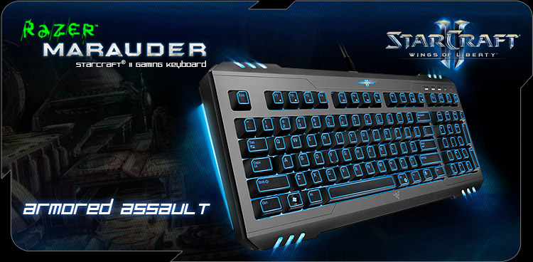 Razer StarCraft II Windows 8 Driver Download