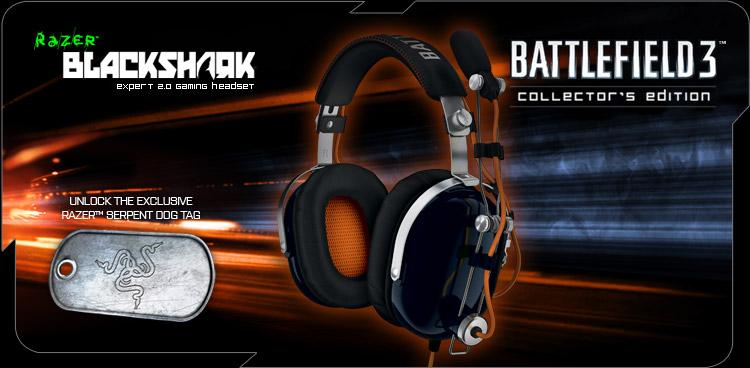 Battlefield 3™ Razer BlackShark