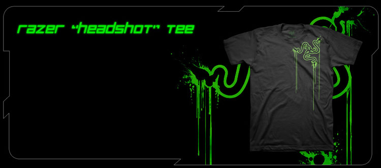 Razer Headshot футболка