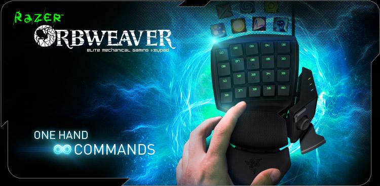 Razer Orbweaver 2014