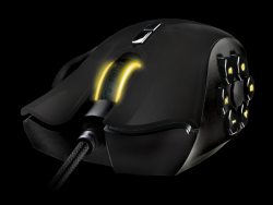 League of Legends Razer Naga Hex
