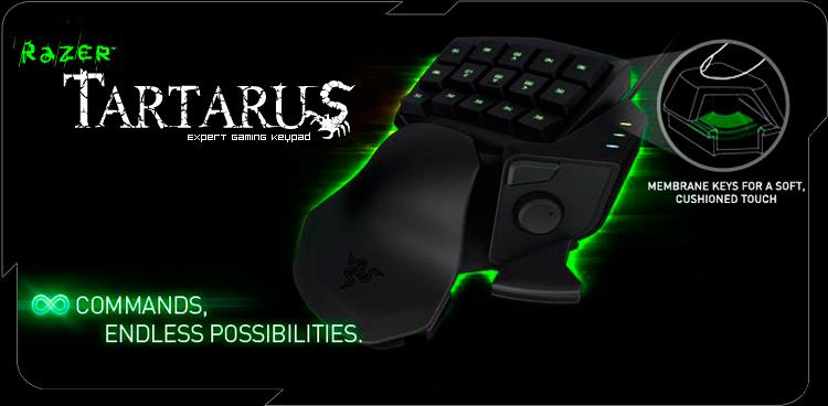 Razer Tartarus