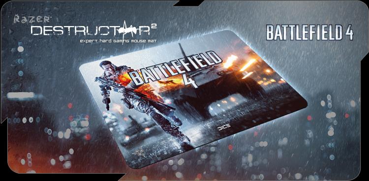 Battlefield 4™ Razer Destructor 2