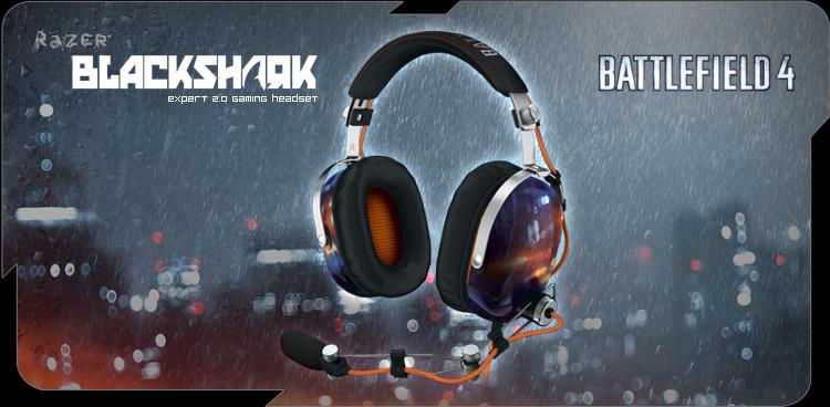 Battlefield 4™ Razer BlackShark