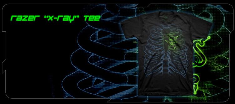 Razer X-Ray футболка