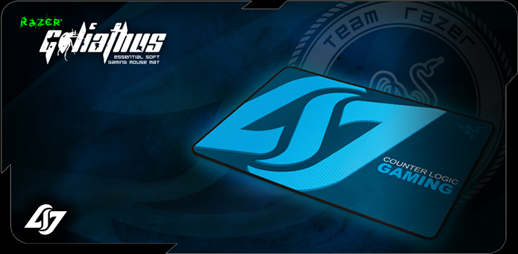 Razer Goliathus eSports Edition – Counter Logic Gaming
