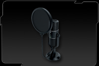 Razer Pop Filter for Razer Seirēn Series