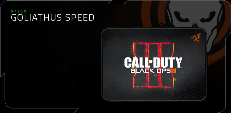 Call of Duty: Black Ops III Razer Goliathus Speed