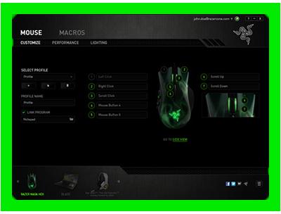 Razer программа для мыши - фото 3