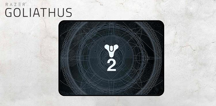 Destiny 2 Razer Goliathus Speed Medium
