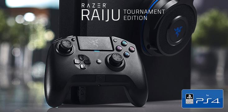 Razer Raiju Tournament