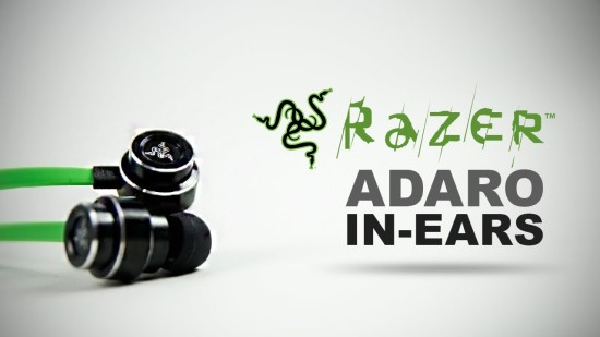 Наушники Razer Adaro In-Ears